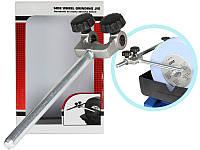 Дополнительная приспособа для заточки ножей, стамесок, рубанков, топоров (боковое шлифование)