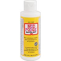 Клей-лак для декупажа Mod Podge Matte Finish матовый (28995113055)