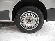 Диск колесный R16 на Renault Trafic, Opel Vivaro, Nissan Primastar