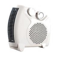 Обогреватель тепловентилятор Nokasonik NK-202, мощность 2 кВт, 2 режима, регулируемый термостат