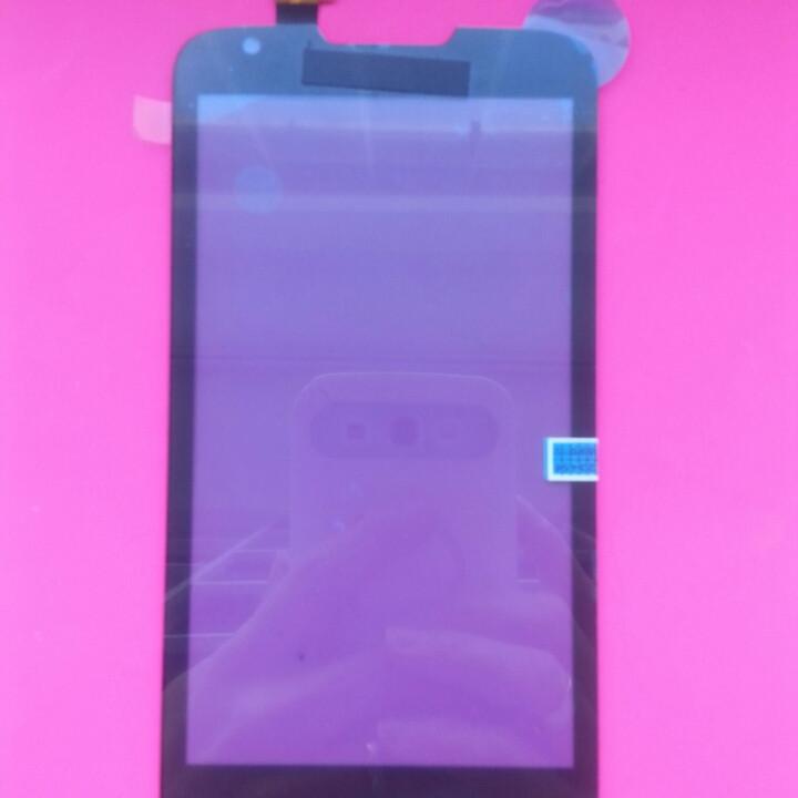 Сенсорний екран для Lenovo A680 чорний