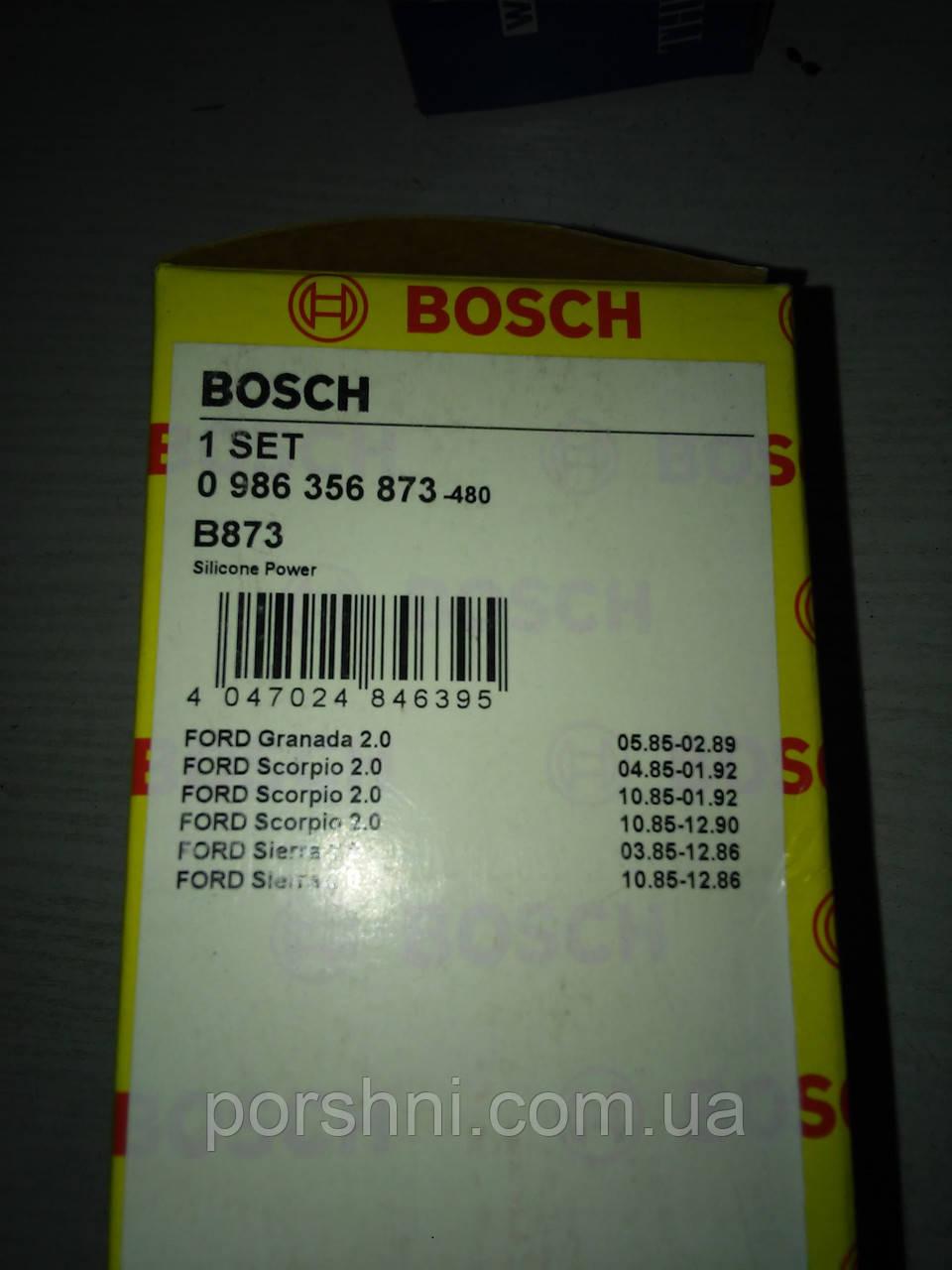 Провода  высоковольтные Форд Сиера Скорпио 2,0  ОНС инжектор        BOSCH   0 986 356 873