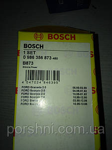Дроти високовольтні Форд Сієра Скорпіо 2,0 ОНБ інжектор BOSCH 0 986 356 873