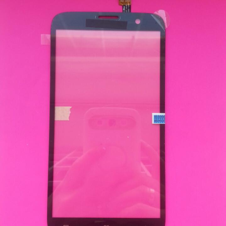 Сенсорный экран для Lenovo A850 черный