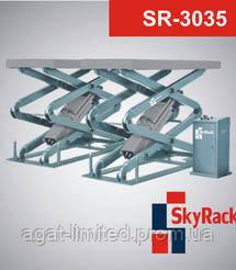 Автомобильный ножничный электрогидравлический подъемник SR 3035 - ООО Агат Лимитед в Одессе
