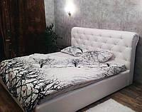 Кровать двуспальная Лондон 1,4*2 и 1,4*1,9 м с подъемным механизмом