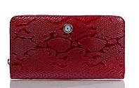 Вместительный женский кошелек на молнии Karya 1118-019