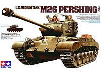 Танк M26 Pershing 1/35 TAMIYA 35254