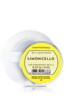 Ароматизатор в машину Лимон - Bath and Body Works - LIMONCELLO Scentportable Fragrance Refill