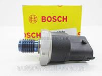 Датчик давления подачи топлива на Рено Мастер 00-> 1.9dCi/2.2dCi/2.5dCi(115л.с.) Bosch (Германия) - 0281002522