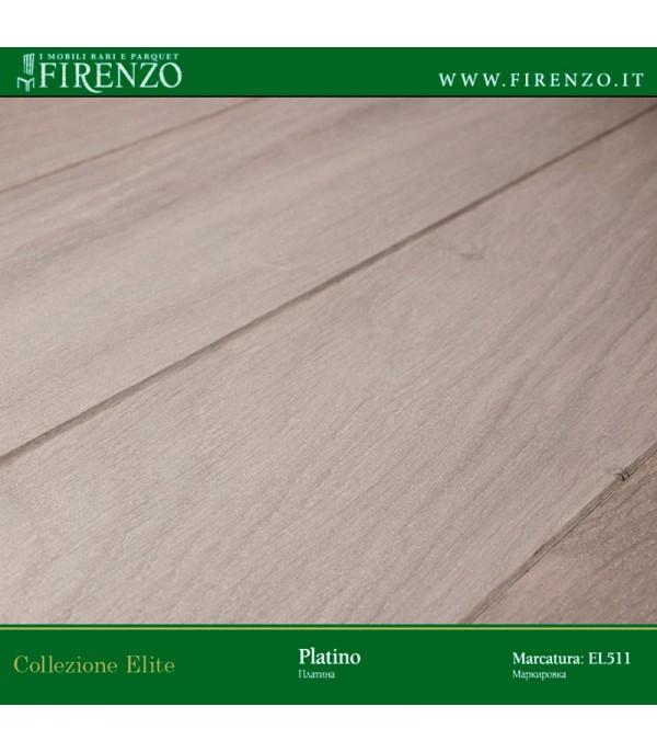 Массивная доска Firenzo (Elite Дуб Платина)