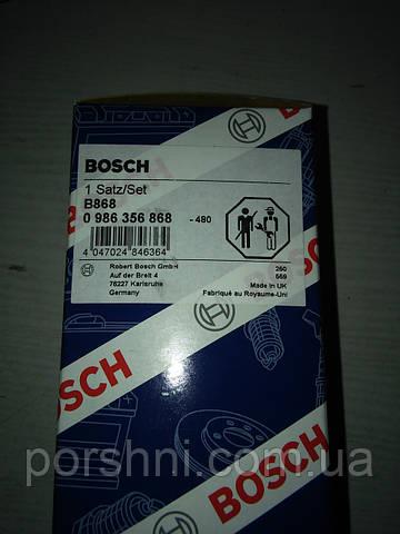 Провода  высоковольтные Форд Сиера ОНС карбюратор   BOSCH   0 986 356 868