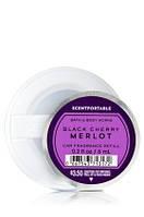 Ароматизатор в машину Вишня\Малина - Bath and Body Works - BLACK CHERRY MERLOT Scentportable Fragrance Refill