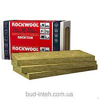 Базальтовый утеплитель Rockwool Rockton 40 мм.