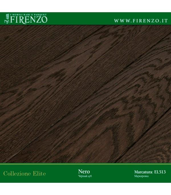 Массивная доска Firenzo (Elite Дуб Чорний)