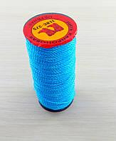 Нить капроновая голубая (1 мм) - 5 метров