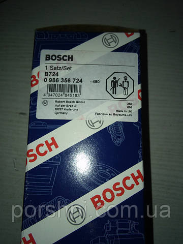 Провода  высоковольтные Ford  Sierra 1.8 СVH 88 -- трамблер. BOSCH   0 986 356 724