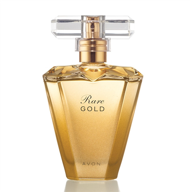 Парфюмерная вода женская Avon Rare Gold 50 мл