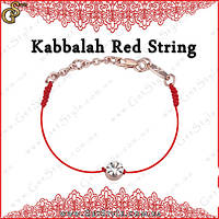 "Браслет Каббала - ""Red Kabbalah"" - оберег! , фото 1"