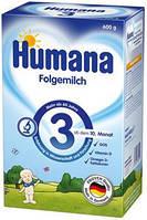 Детская сухая смесь Humana 3 , 600 г