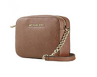 Женская сумка cross-body Michael Kors (331) brown