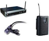 Микрофон, петличный Радиомикрофон JTS US-8010D/PT-900B+CM-501