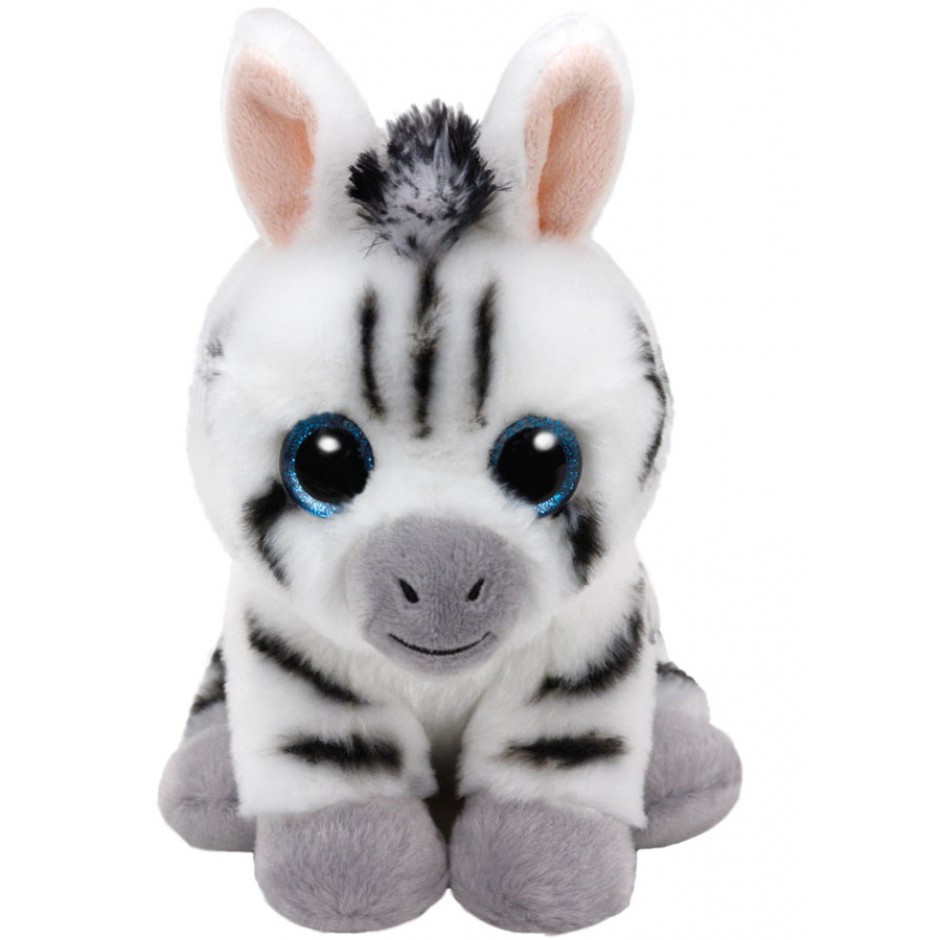 TY Beanie Babies Зебра Stripes