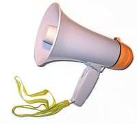 Громкоговоритель, Мегафон AMC JS6S Мегафон, гучномовець, мегафоны, купить
