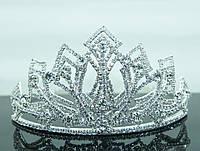 127. Оптовая продажа свадебных высоких диадемы, короны 2017