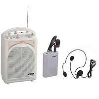 Микрофон, Радиомикрофон AMC SH888 уселитель звука