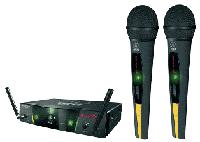 Радиомикрофон AKG WMS 40 Pro Dual Микрофоны AKG. Безпроводные радиосистемы