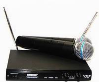 Микрофон, Радиомикрофон SHURE SM800 Микрофонная радиосистема  Вокальный радиомикрофон мікрофон