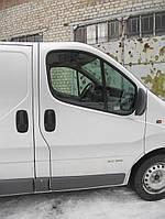 Дверь передняя правая серая на Renault Trafic, Opel Vivaro, Nissan Primastar