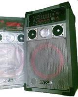 Колонка. Акустические системы AMC 9000-1W Активная акустика