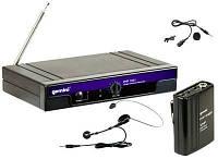 Микрофон, Радиомикрофон Gemini VHF-1001H Профессиональная радиосистема