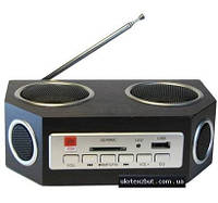 Портативная акустика USB мобильная Atlanfa FM-S3