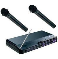 Микрофон, Радиомикрофон Gemini VH-120M — Мікрофоны