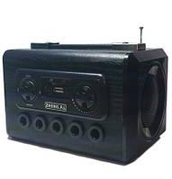 Портативная акустика USB мобильная Atlanfa ZPL1011 Портативная Акустика радіо