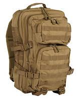 Рюкзак тактический ASSAULT (L) большой 36 литров   цвет кайот ГЕРМАНИЯ
