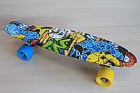 Скейт абстракция