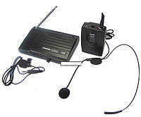 Микрофон, Радиомикрофон SHURE VHF 200
