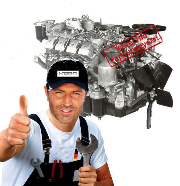 Ремонт двигателя ЗИЛ, УРАЛ, КАМАЗ, МАЗ, ГАЗ, УАЗ, КРАЗ.