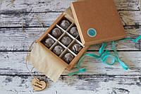 Шоколадное печенье с лесным орехом (B9)