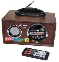 Мини колонка-акустика Atlanfa AT-8961 радио
