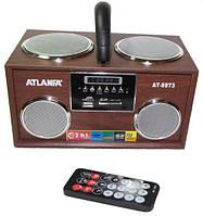 Мини колонка-акустика USB Atlanfa AT-8973