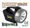 Автомобильный фонарь GD LITE 3401 акумуляторний фонарь