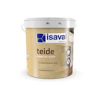 Виниловая, мат., шелков. водоэм. краска для вн. и наруж. работ Тейде База TR, тонир-ся / Teide Base TR (15 л)