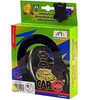 Оплетка руля кожа M (36-39) Kegel Classic на шнурке лайка