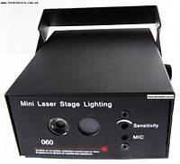 Лазерное шоу. Цветомузыка Laser-060 (SHINP)