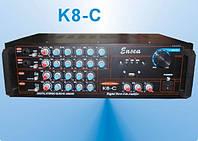 Усилитель звука - микшер K8C